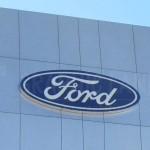 enseigne Ford