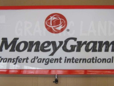 enseignes Money gram