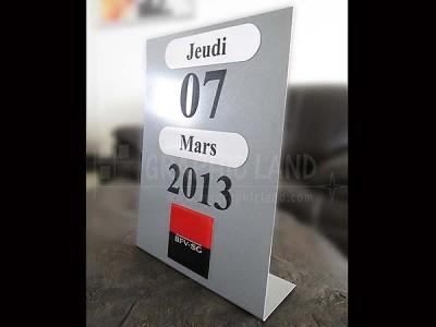 impression calendrier Madagascar
