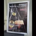 Afficadre Guinness