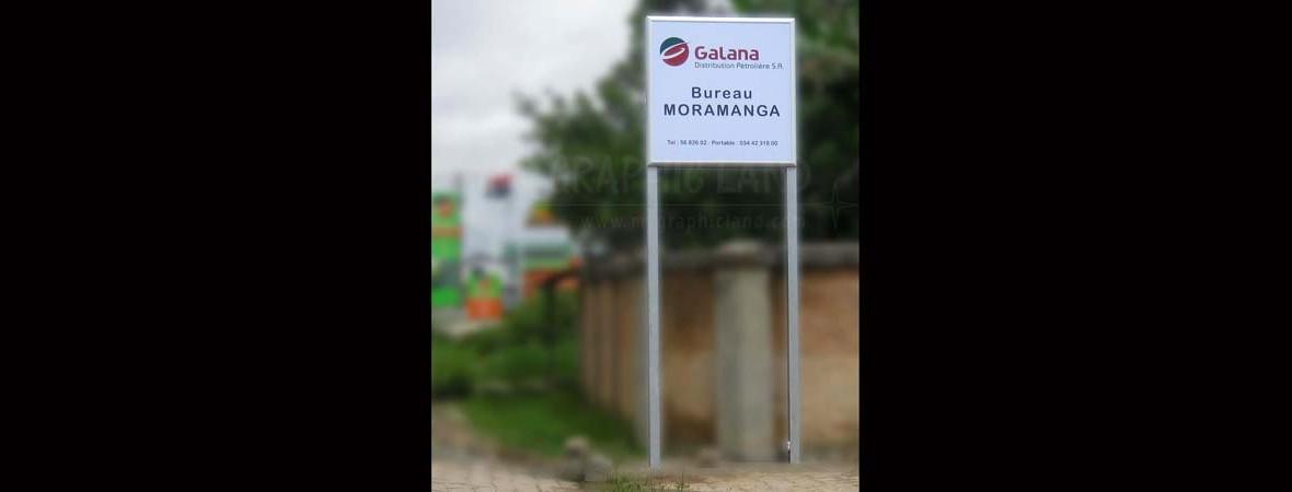 Enseigne Galana