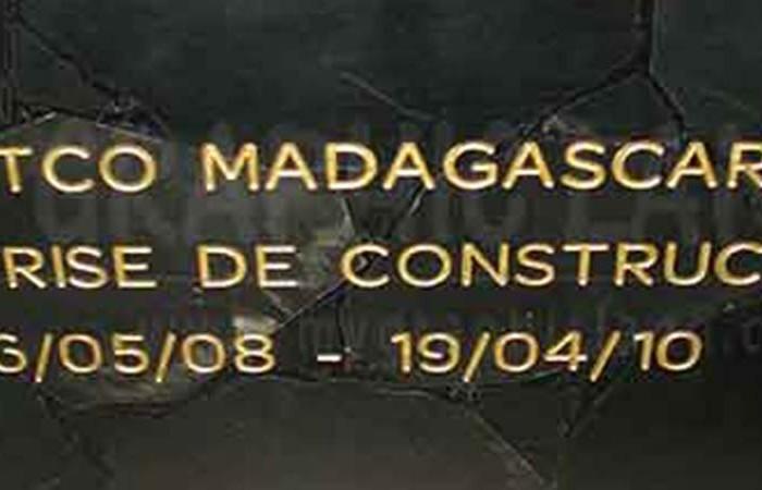 gravure sur marbre Madagascar