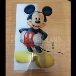 impression sur acrylique, Mickey