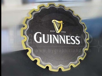 impression guinness