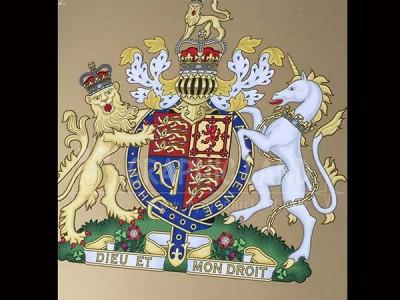 impression sur cuivre, Ambassade Grande Bretagne