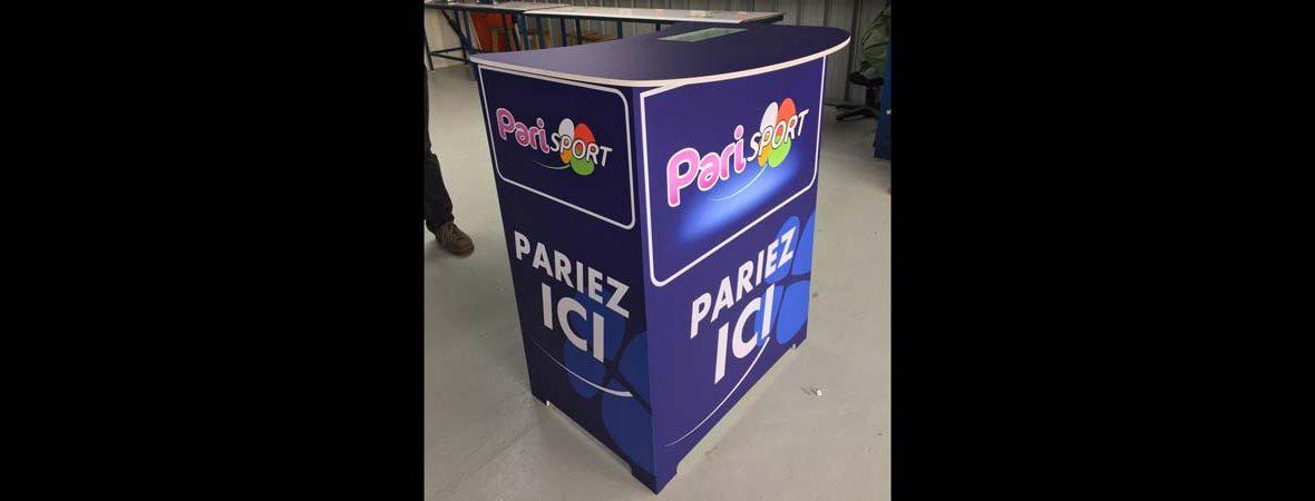 PariSport comptoir